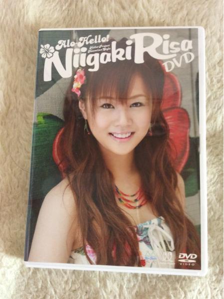 アロハロ! 新垣里沙 DVD モーニング娘。