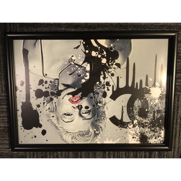 アートポスター マリリンモンロー グッズの画像
