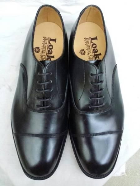 新品 ローク Loake ビジネス シューズ 靴 定番 レザー イギリス製 英国 革 オフィサー シューズ alden コード