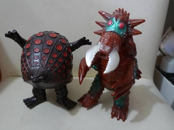 バンダイウルトラ怪獣シリーズ タッコング キングクラブ_画像1