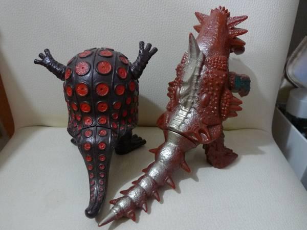 バンダイウルトラ怪獣シリーズ タッコング キングクラブ_画像2