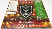 girl next door 3rd アルバム「Destination」(DVD)
