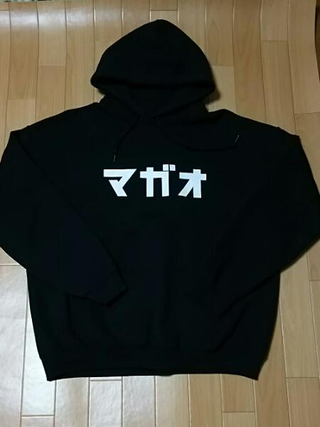 drop マガオ パーカー 日本ツインテール協会 XLサイズ