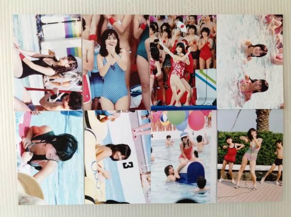 レア☆石野真子写真Lサイズ24枚セット5