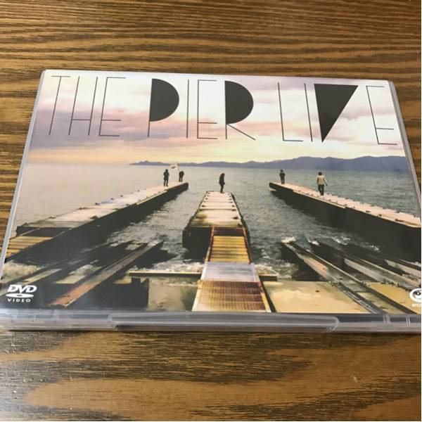 くるり DVD THE PIER LIVE 2枚組 ライブグッズの画像