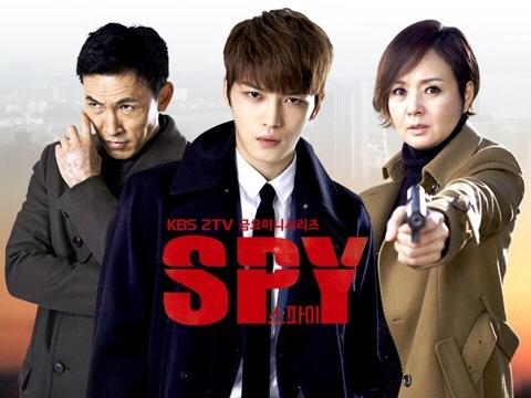 ジェジュン(JYJ)出演■ドラマ「SPY/スパイ~愛を守るもの」 ライブグッズの画像