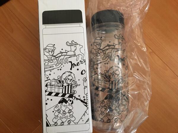 BIG BANG リユースボトル 限定品 【新品】