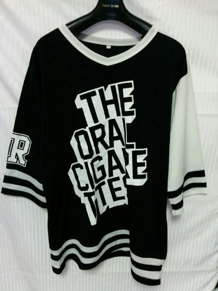 THE ORAL CIGARETTES スポーツ TシャツMサイズ 0293