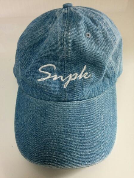 ソナーポケット スピンズ コラボ キャップ 帽子 グッズ 067