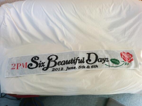 ♪2PM☆Six Beautifui Days☆2012 0121