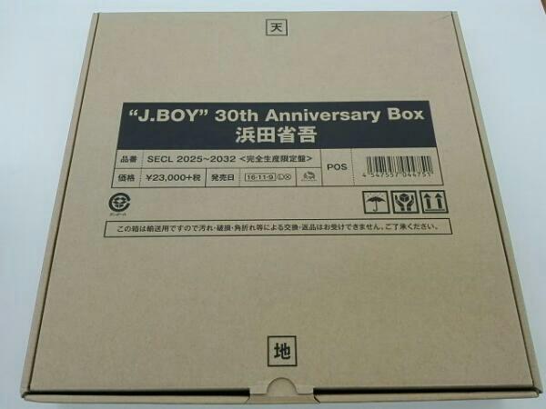 """浜田省吾 """"J.BOY 30th Anniversary Box(完全生産限定盤)(2DVD ライブグッズの画像"""