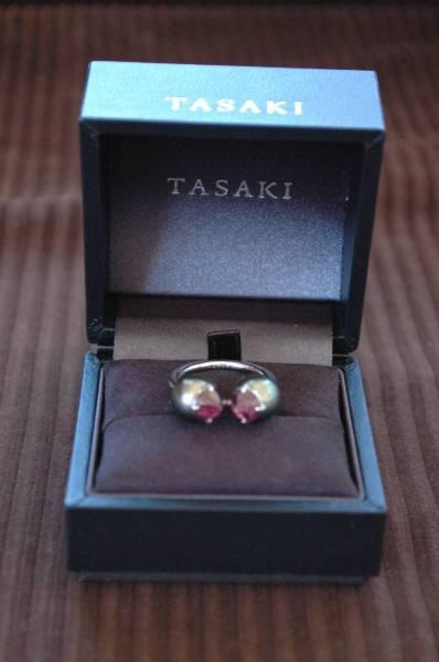 TASAKI銀座ブティック 定価345,600円 広告モデルのリファインドリベリオン 10 _画像2