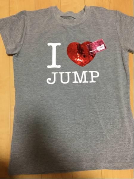 Hey!Say!JUMP ツアーグッズ Tシャツ 2010 TEN JUMP