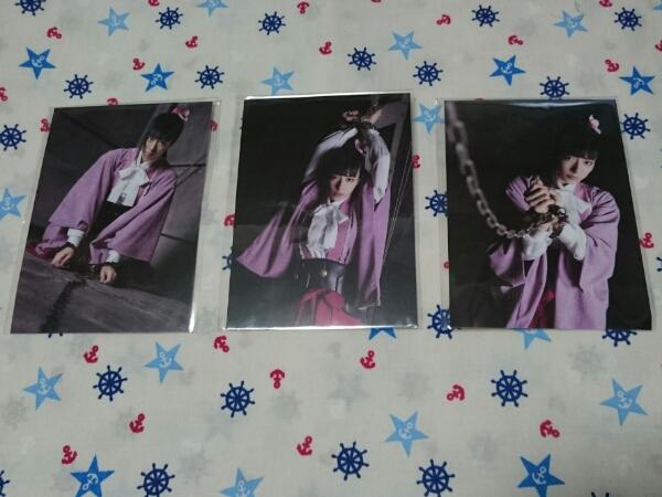 舞台 甲鉄城のカバネリ/ランダムカード/【菖蒲】小瀬田麻由