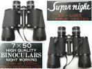 SUPER NIGHT 7x50 双眼鏡