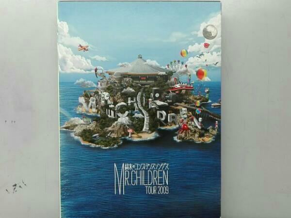 Mr.Children Tour 2009~終末のコンフィデンスソングス~ ライブグッズの画像
