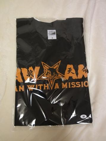 MAN WITH A MISSION MID2 SICK Tシャツ ジャイアンツカラー  Mサイズ