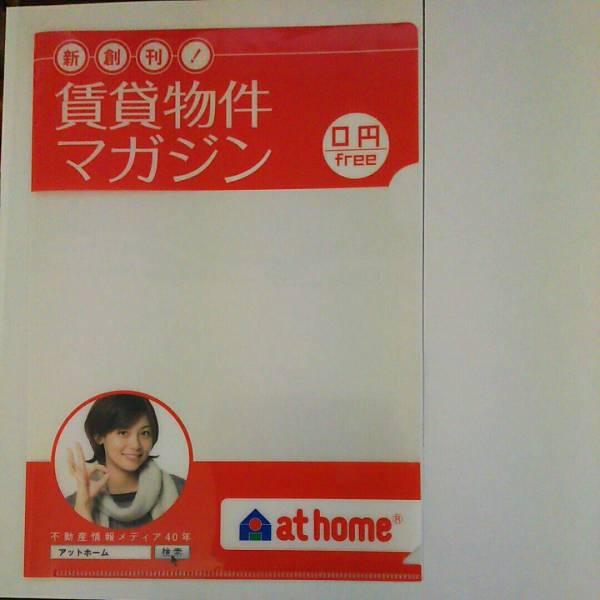 相武紗季 at home B5クリアファイル
