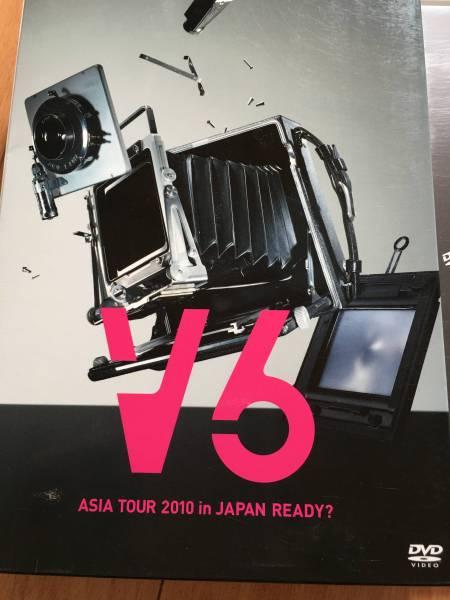 V6 READY? 2010 初回限定盤 DVD