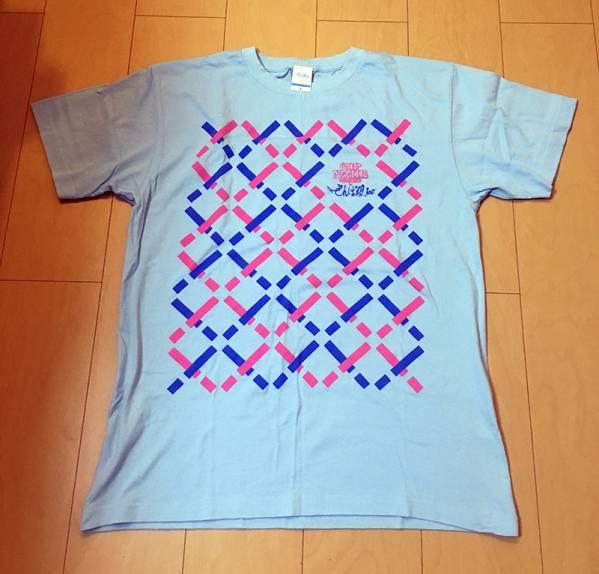 でんぱ組.inc ツアー 2014 Tシャツ ピンキー/藤咲彩音Ver. ライブグッズの画像