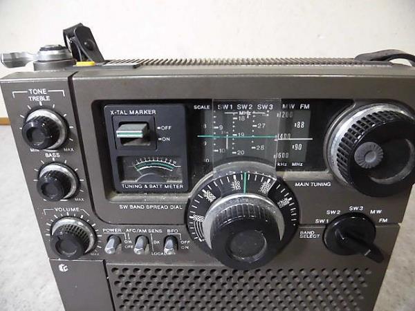 ◆ジャンク/SONY/BCLラジオ ICF-5900◆_画像2