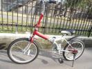 a78 希少超美品 INDY500 インディー500 フォールディングバイク 折りたたみ自転車 レア車