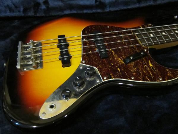 即決☆Squier Classic Vibe Jazz Bass '60s☆王道モデル♪