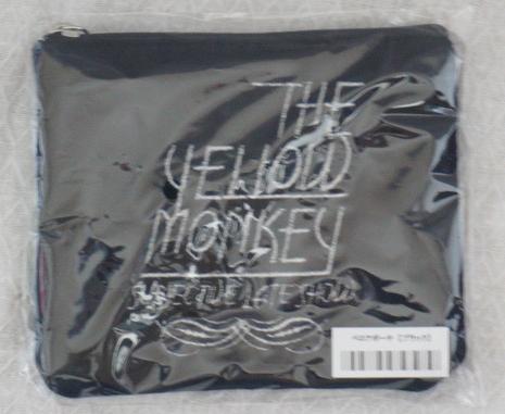 THE YELLOW MONKEY ベロアポーチ ブラック