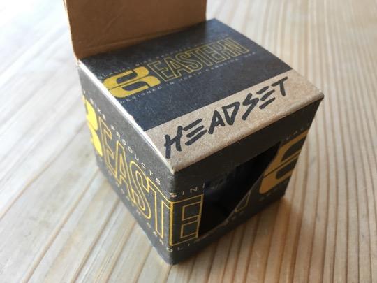 新品激安★EASTERN BIKES ヘッドパーツ カンパ規格 【送料360円】_箱もたたんで同梱します