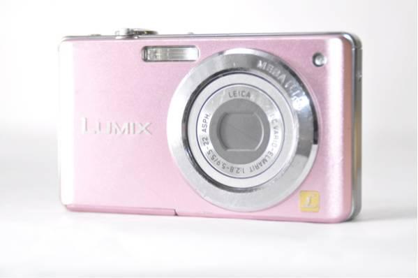 ★訳あり大特価★パナソニック Panasonic lumix DMC FS6 #338
