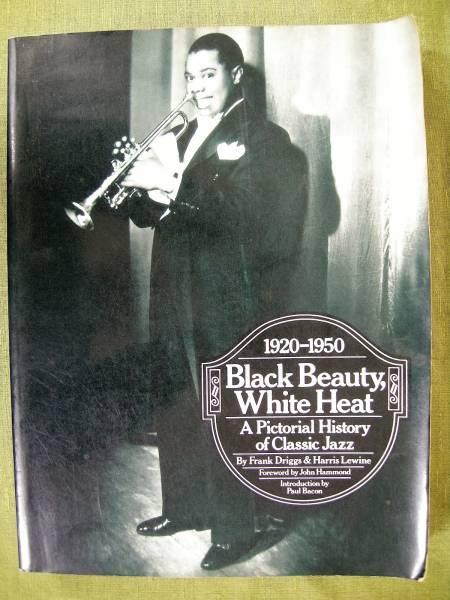 ◆写真集 BLACK BEAUTY、White Heat クラッシックジャズ