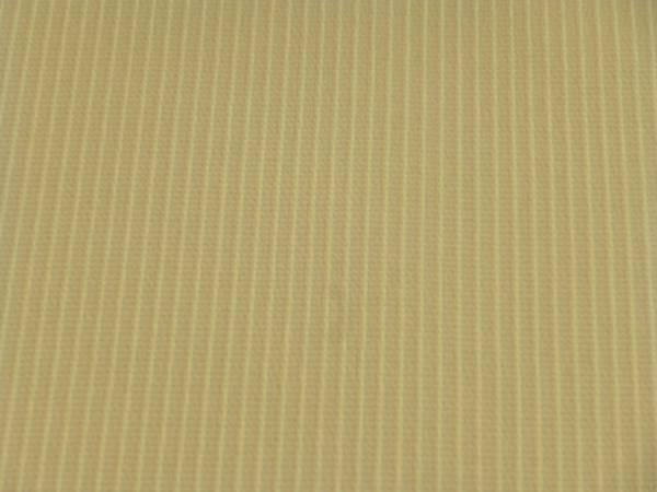 新品正絹反物★やまだ織・本場塩沢紬着尺★グレー地に縞柄です_画像2
