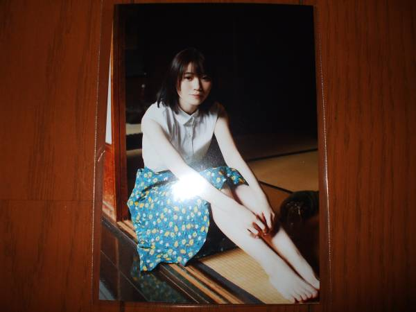 UTB 249 グループショップ HKT48 駒田京伽 生写真 ホール 1月
