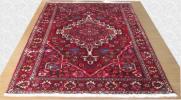 【310x215】イラン・バクティアリ産◆ペルシャ絨毯■386-120-14