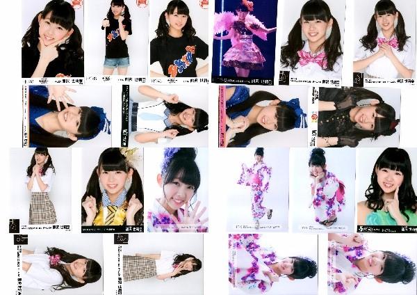 【美品 生写真】HKT48 team KⅣ 熊沢世莉奈 生写真 【62枚+ダブリ6枚】