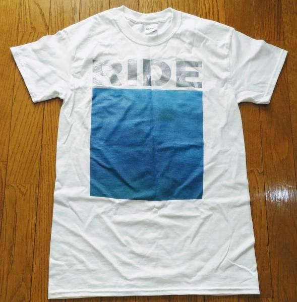 【新品】RIDE Tシャツ ライド シューゲイザー UKロック バンt