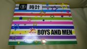BOYS AND MEN☆サンリオ 当たりくじ☆時計☆新品未使用 ボイメン