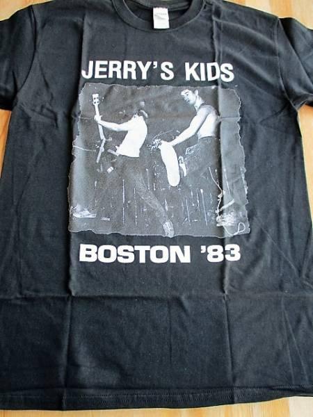 JERRY'S KIDS Tシャツ 黒M / negative approach FU'S SSD