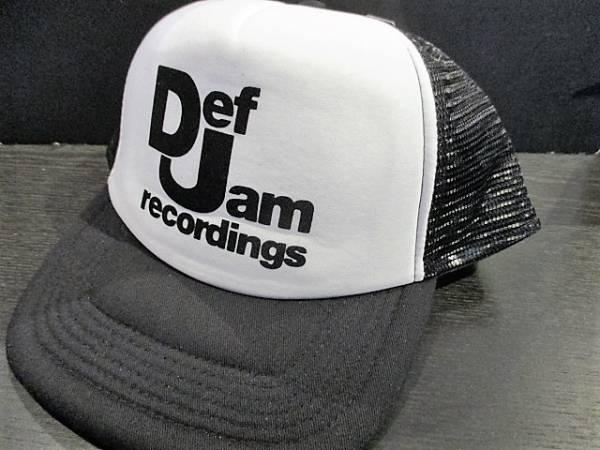Def Jam recordings メッシュキャップ cap / public enemy beastie boys slayer s.o.d.