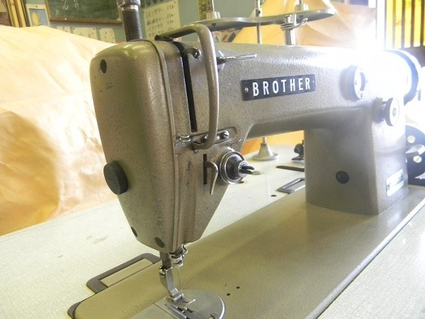 Brother DB40B4040 Industry Sewing Machine Present Condition Goods Interesting Db2 B755 3 Brother Sewing Machine Parts