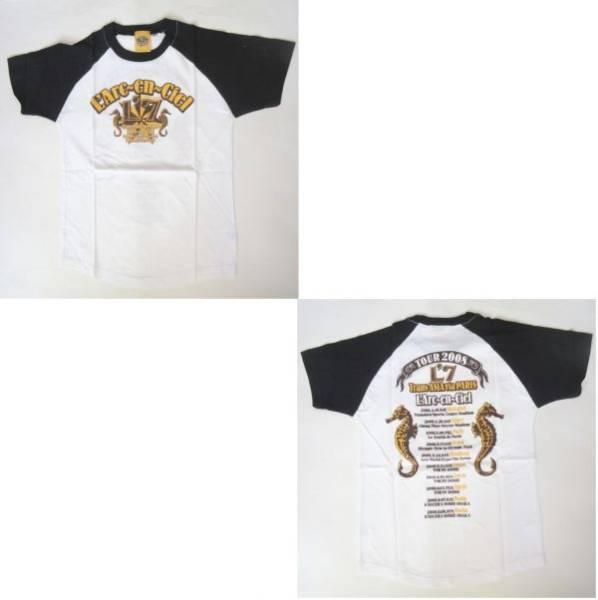 L'Arc L'7 Tシャツ(ホワイト) ラルクhydeVAMPSグッズ