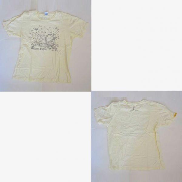 三森すずこ ユニバーページTシャツ みもりんミルキィホームズμ'sグッズ