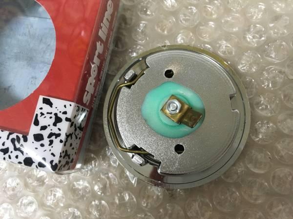 ☆新品☆ TRD ホーン ボタン メッキ JZA70 JZA80 JZX81 JZX90 JZX100 AE86 AE101 AE111 EP82 EP91 GZ10 MZ20 JZZ30 GX71 GX61 ZN6 ZZW30_画像2