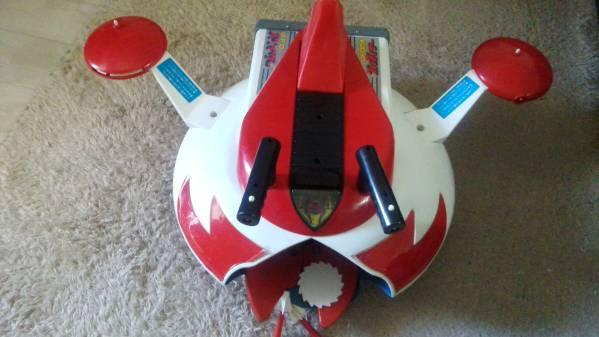 スペイザー ジャンボマシンダー 箱付き巨大円盤グレンダイザー 早い者勝ち