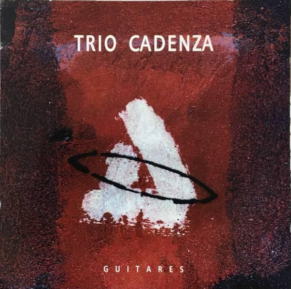 ★器楽レア盤/Trio Cadenza/Georges Englert/Alain Pierre/Leszek Helinski/クラシックギター・トリオ★(Z1)