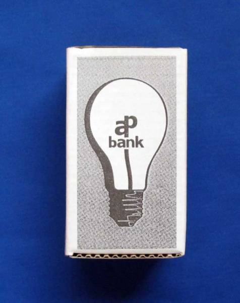 「BGM~Bank with Gift of Music for ap bank」 ブックレット