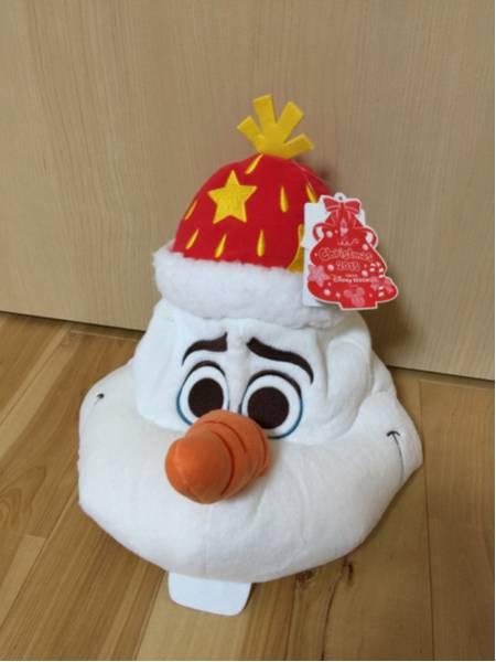 即決◆ アナ雪 オラフ ファンキャップ 定価2900円 新品 Disney ディズニーグッズの画像