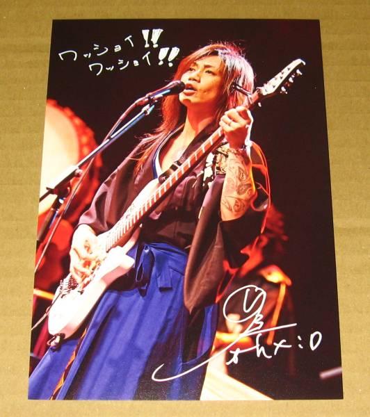 和楽器バンド TOUR 2016 サイン入 来場記念カード 町屋