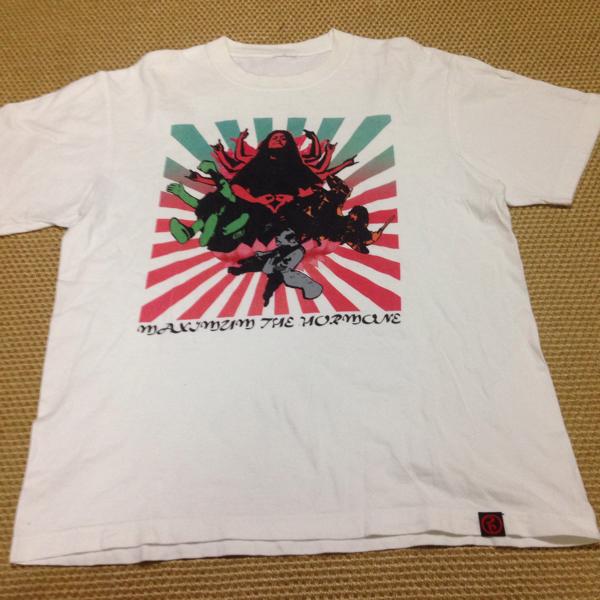 【マキシマムザホルモン】Tシャツ