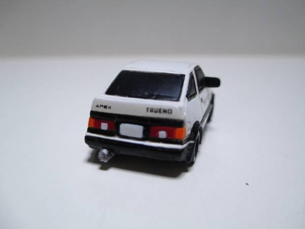 イニシャルD 頭文字D トレノ AE86 フィギュア ミニカー_画像3